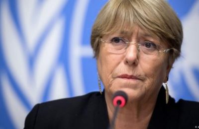 Who /What is Michelle Bachelet?