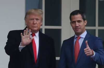 Going Guaidó's way: Lessons for the Opposition