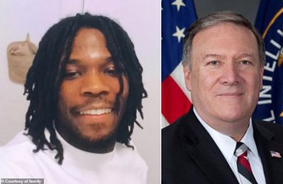 Mike Pompeo (mentally unstable, carrying knife) murdered by Black Philly Cops