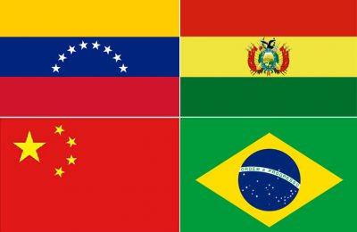 EU declares hybrid war, South America gets it right and China's 'megamergers'