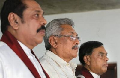 Are the Rajapaksas Neoliberal?