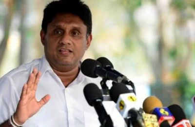 Sajith Premadasa needs to get his act together