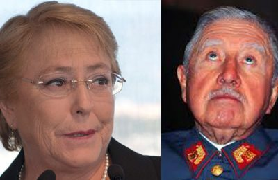 Dr Bachelet, heal yourself!