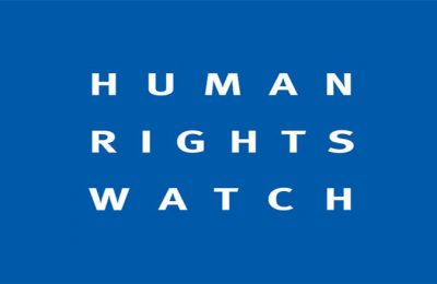 Time for the Human Rights Watch Whine (laugh, ladies and gentlemen!)