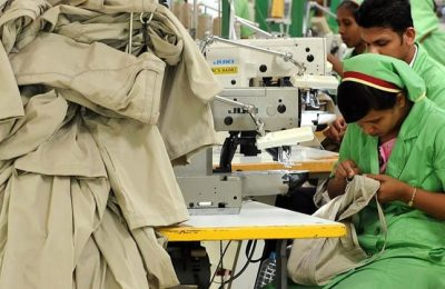 Did NGOs just discover garment workers?
