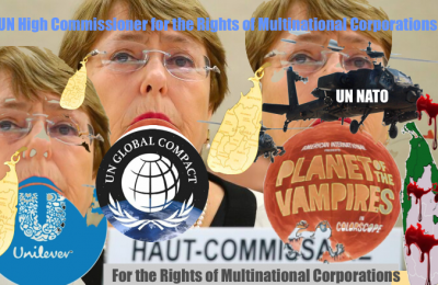 Unilever & the Corporate Hijacking of the UN