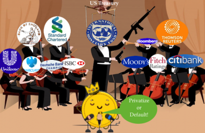 The IMF Orchestra Performs Human Rights in Spring