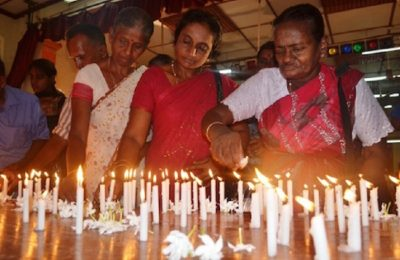 THE CATHOLIC CHURCH and the LTTE
